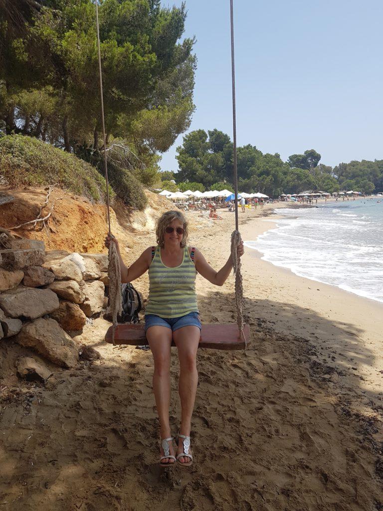 Ibiza Schaukel